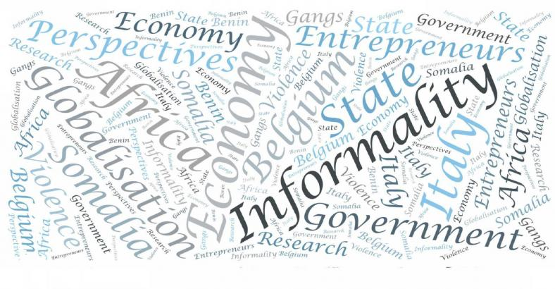Researching Informality: A Day within Informal Economy