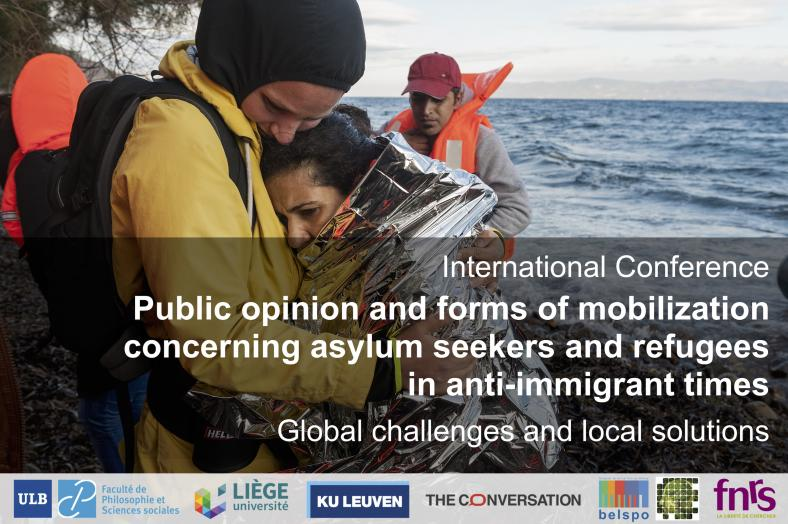 Public opinion and forms of mobilization concerning asylum seekers and refugees in anti-immigrant times. Global challenges and local solutions